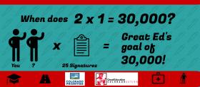 2x1=30,000 w/o website
