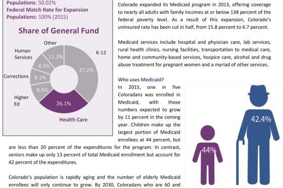 Budget Briefing: Medicaid