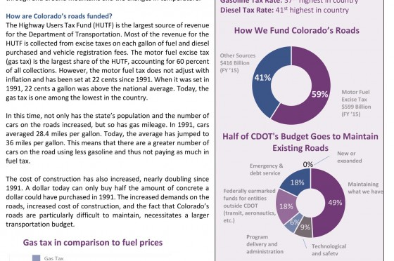 Budget Briefing: Transportation