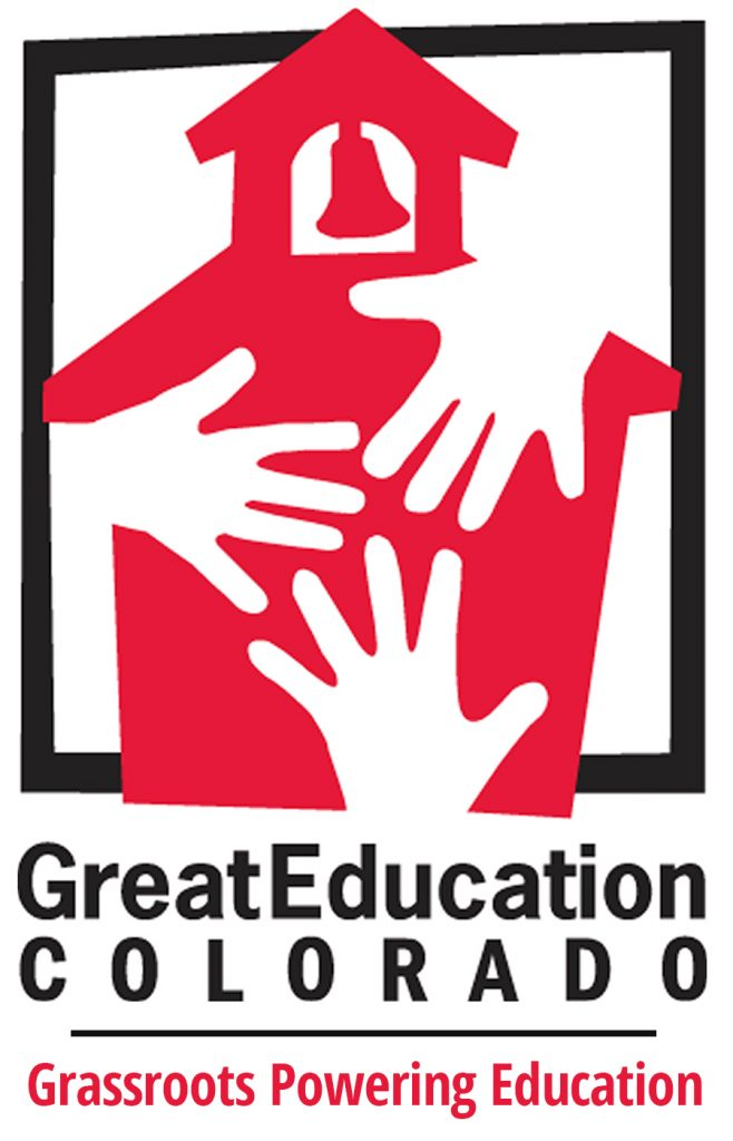 Great Education Colorado logo