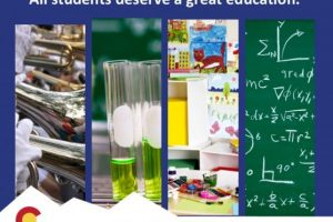 All students deserve a great education