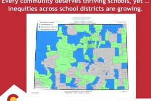Inequities across school districts are growing